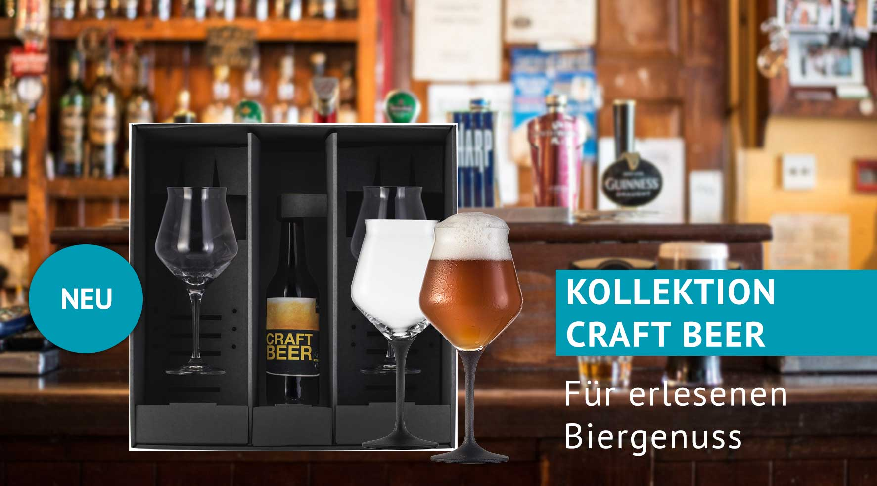 Neue Kollektion Craft Beer Experts