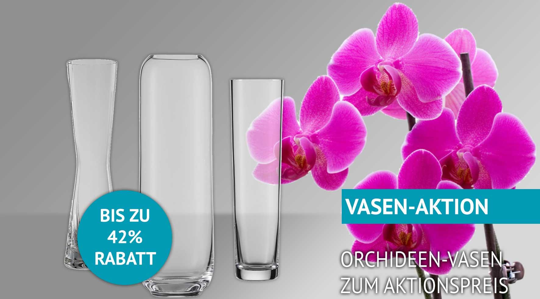Orchideenvasen im Angebot