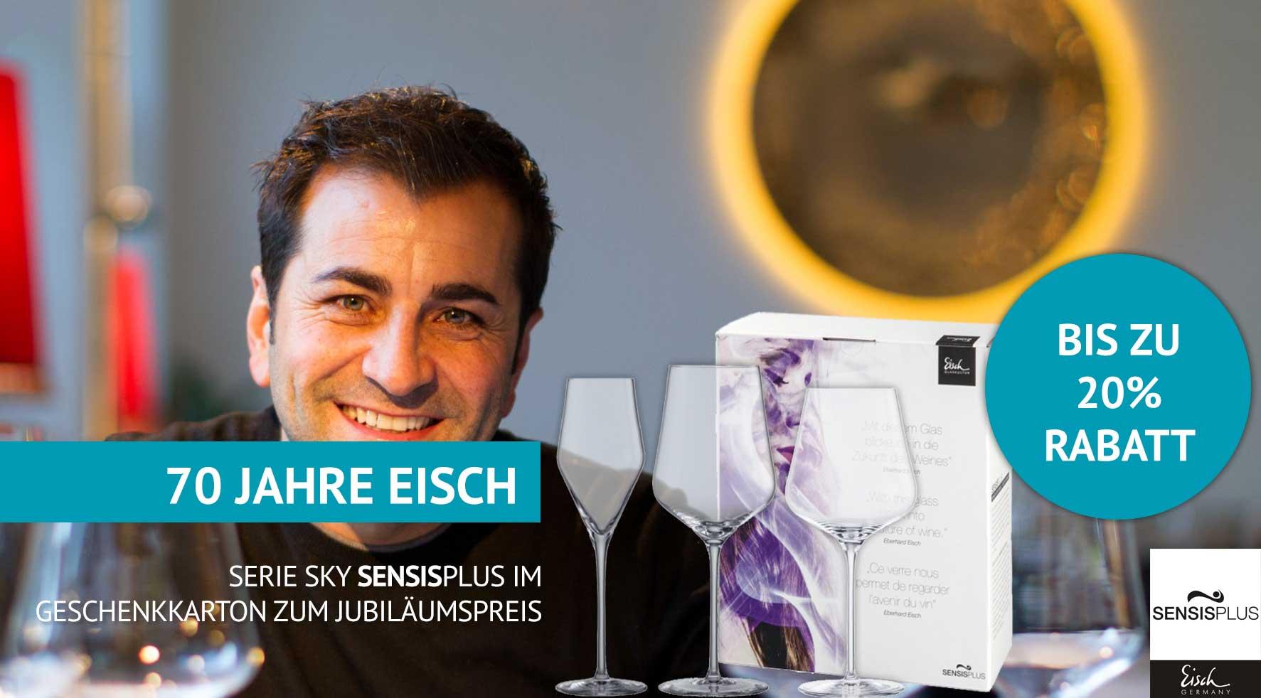 Sky Sensis Plus Jubiläumsaktion