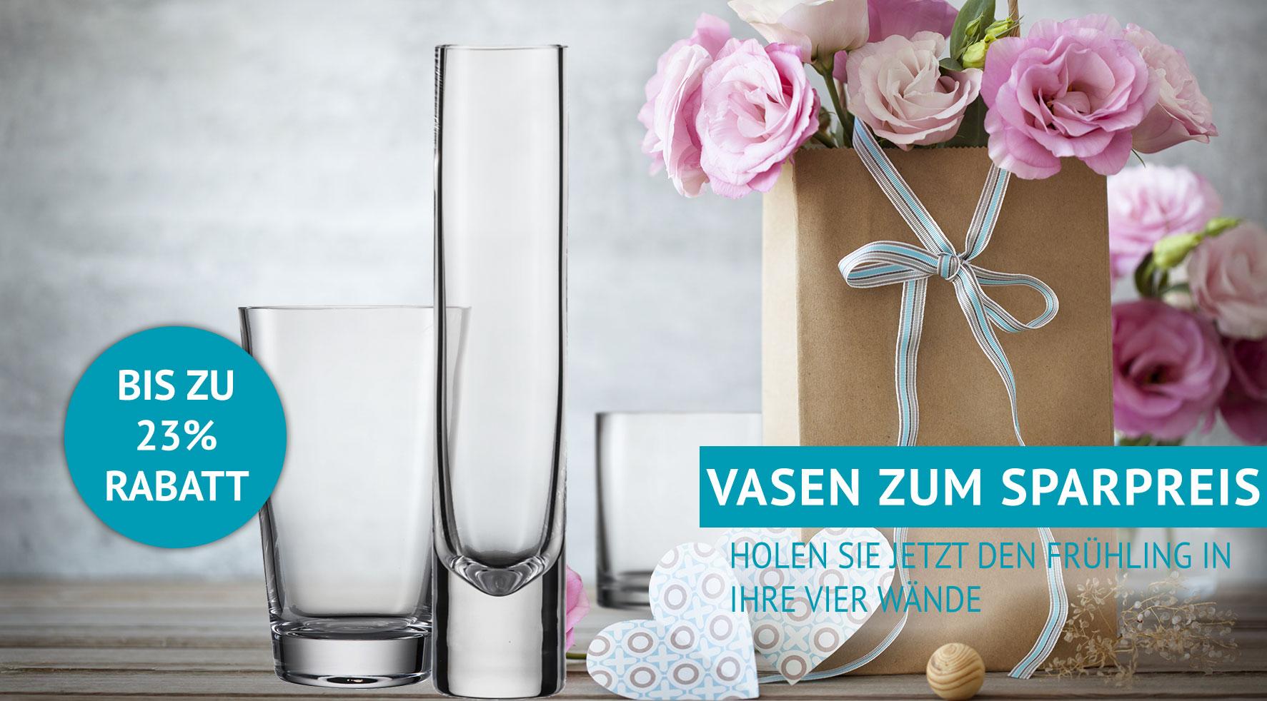 Tonio Vasen von Eisch bis zu 23 % Rabatt