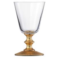 Weißweinglas gold Gold Rush