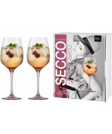 Hugo Rosato Secco Flavoured rosa - 2 Stück im Geschenkkarton