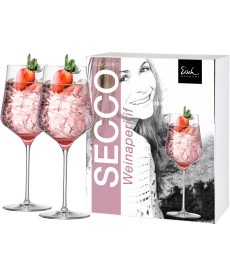Wein-Aperitif-Glas Secco Flavoured - 2 Stück im Geschenkkarton