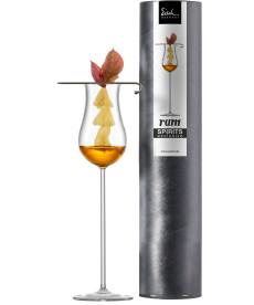 Rumglas Spirits Exclusive in Geschenkröhre