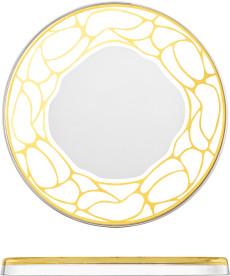Tortenplatte Ø 310 mm Stargate gold