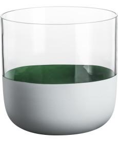 Vase grün 180 mm Deep Green