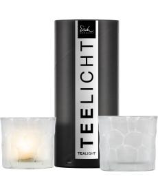 Teelicht Hamilton - 2 Stück in Geschenkröhre
