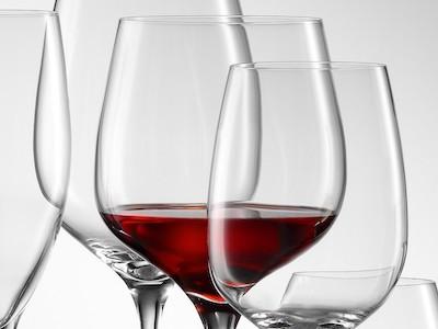 Rotweinglas Eisch