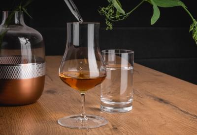 Nosing-Glas Whisky