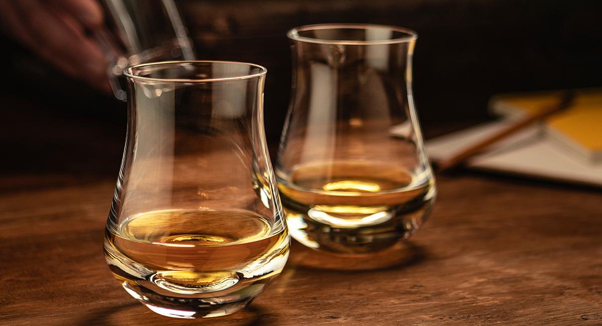 Whiskyfässer Keller